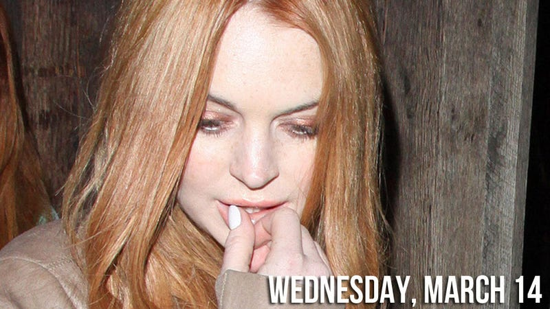 Lindsay Lohan May Now Add 'Hit and Run Driver' to her Diverse Résumé