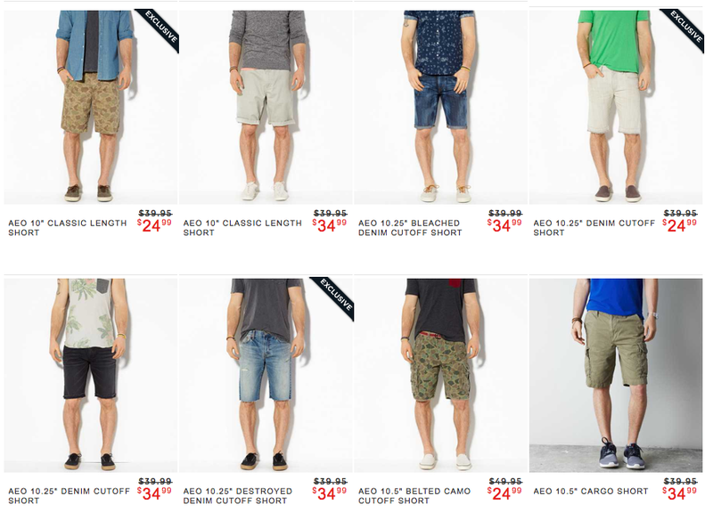Yes, It Is Still Fine For Men to Wear Shorts