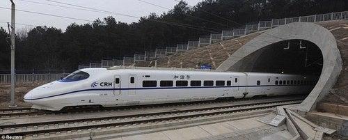 Fastest Train Gallery