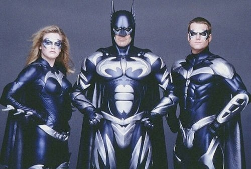 Akiva Goldsman (Sorta) Admits Batman And Robin Was Terrible, But He's Making More DC Movies
