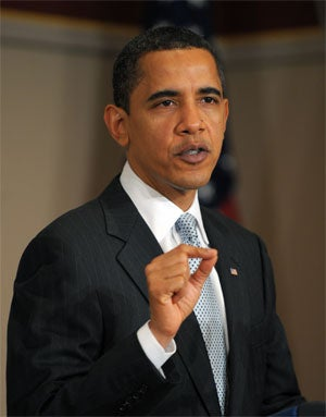 Obama Giveth Hope, Earmarks And Signing Statements