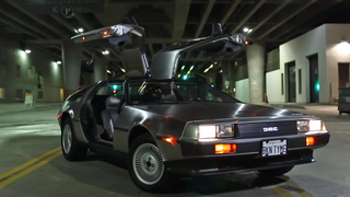 The DeLorean Is More Than Just The <i>Back To The Future </i>Car