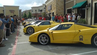 Houston Coffee & Cars: Snapshots