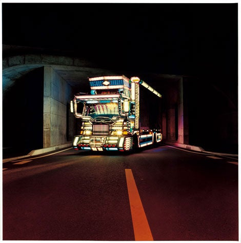 Awesome Dekotora Photography Now in Book Form