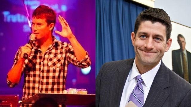 What People on Twitter Think Paul Ryan Looks Like