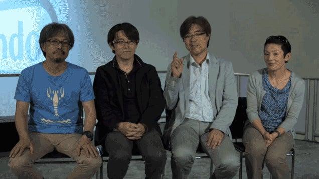 Zelda Producer Dances Like A Chicken