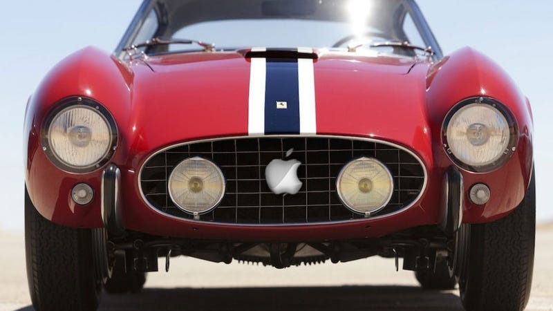 An Apple Exec Just Joined The Ferrari Board Of Directors