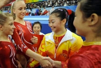 British Olympians Warned Not To Shake Hands With Dirty Foreigners