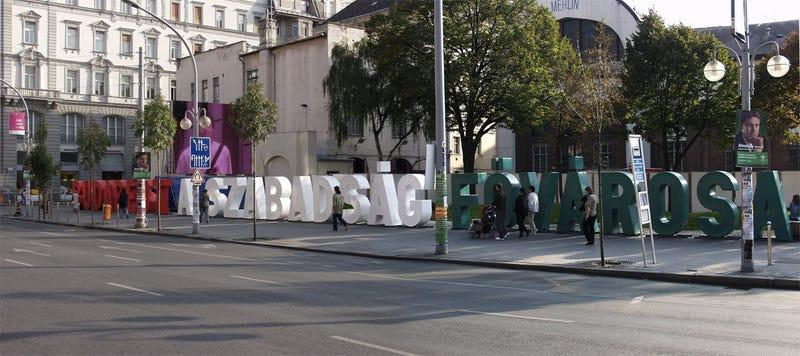 Budapest visszatért a 2006-os zavargások epicentrumába