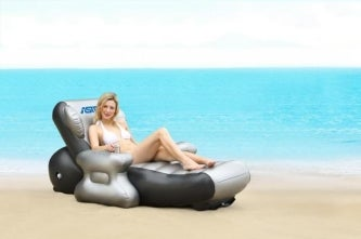 Astone Sit N Joy Inflatable Massage Chair Does What It Says