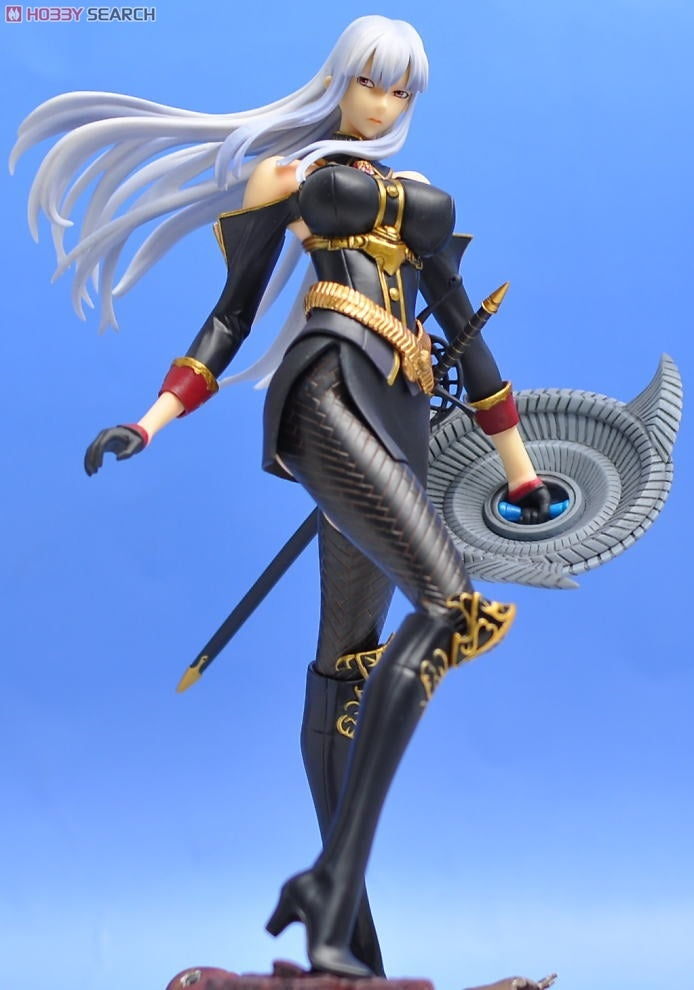 Valkyria Chronicles Figure Is As Stoic As It Is Desirable