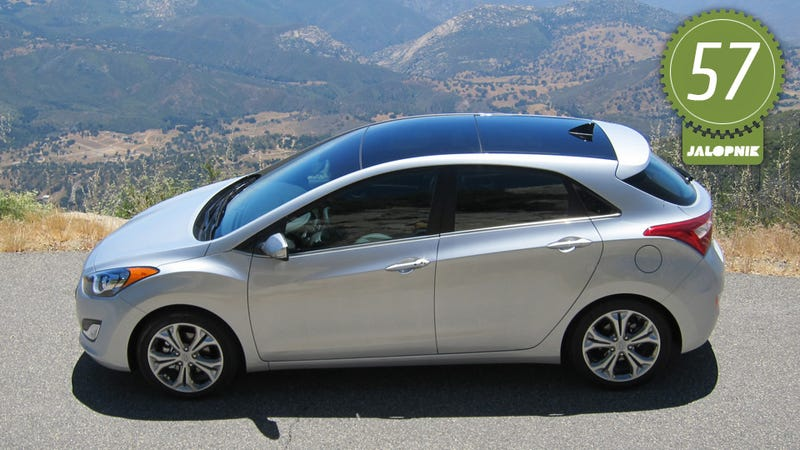 2013 Hyundai Elantra GT: The Jalopnik Review