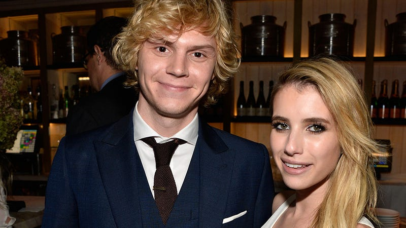 Emma Roberts Engaged to Evan Peters 6 Months After Arrest for Violence