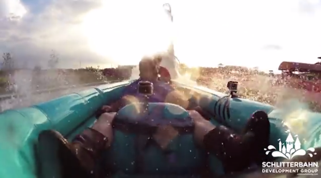 """""""I Was Terrified:"""" The World's Tallest Waterslide's Engineer Fesses Up"""