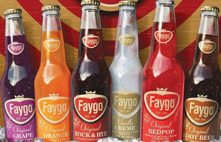 Faygo Flavors, Ranked