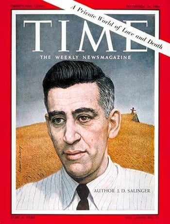 J.D. Salinger, Author