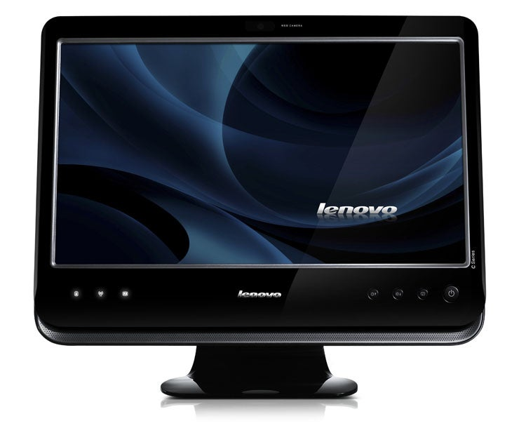 Lenovo C200 All-In-One PC Features Blazing Next-Gen Ion Graphics
