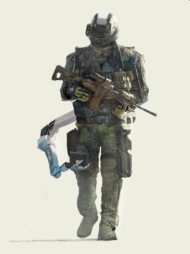 The Future Of Warfare Has No Eyes