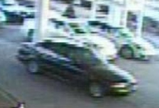 Identifying This Black Car Could Help Solve A Murder [UPDATE]