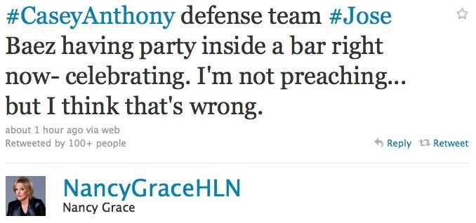 Celebs Opine Over Casey Anthony Verdict