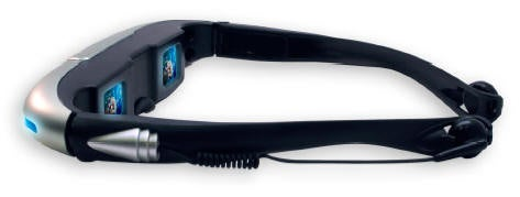 ezVision Video iWear From ezGear