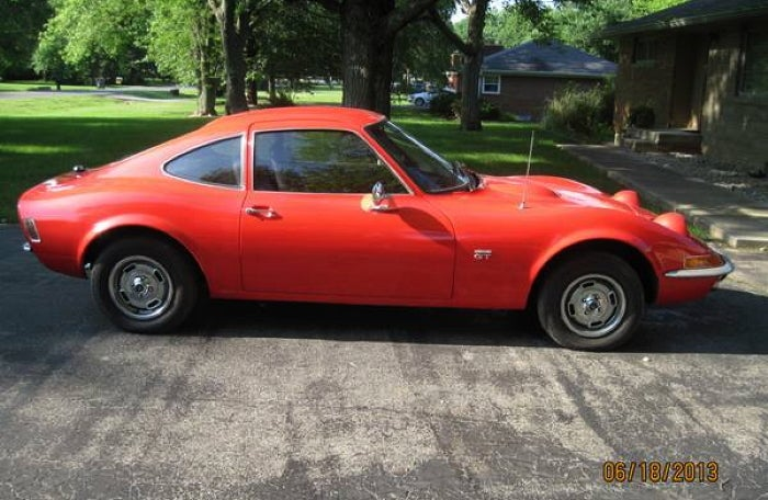 For $5,000, Will This GT Be The Opel Of Your Eye?