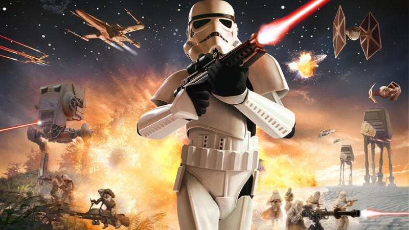 Battlefront III was '99 Percent' Done When LucasArts Scrapped It