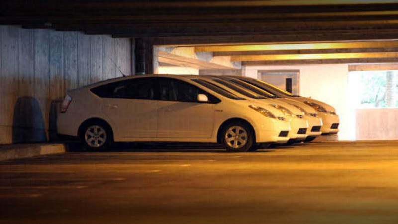 Miami Wasted $4 Million On Hundreds Of Cars That Sat In A Parking Garage For Six Years