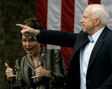 """Sarah Palin And Indulging In """"The Liquor Cabinet"""""""