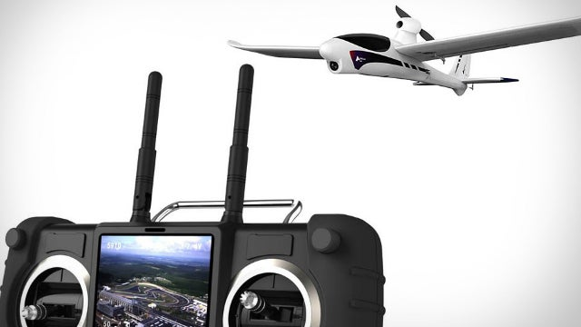Investigate Your Enemies With Your Own RC Surveillance Drone