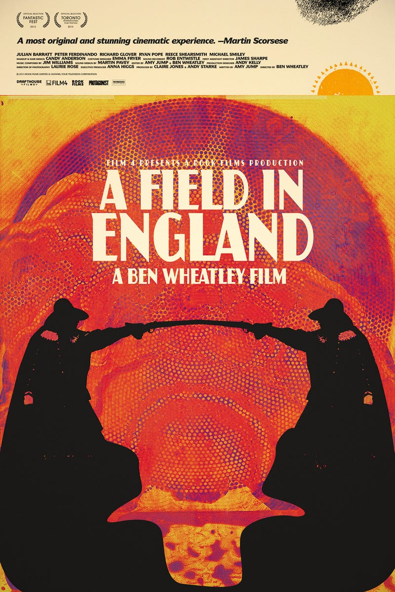 Psychedelic new trailer for 17th century mind job A Field in England