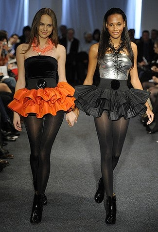 Space age fashion comeback crashes and burns
