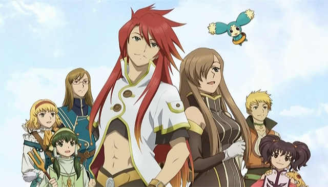 SupremeReview - Tales of the Abyss