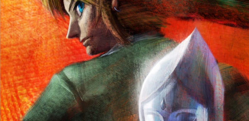 First Look At New Zelda Game's Concept Art