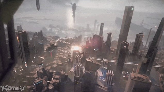 Killzone On The PS4 Is Absolutely Stunning. Let's Stare At It.