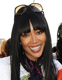 Naomi Campbell And The Warlord's Big Blood Diamond