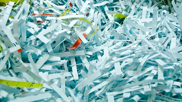 DARPA's Almost-Impossible Challenge to Reconstruct Shredded Documents: Solved