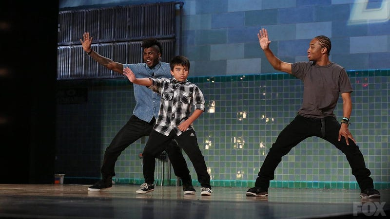 Justin Bieber and Other Dick Jokes, On SYTYCD