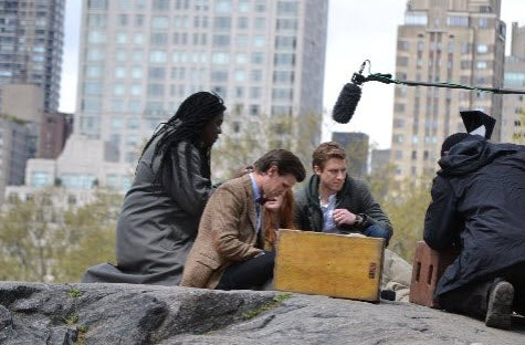 Doctor Who New York Filming Photos #2