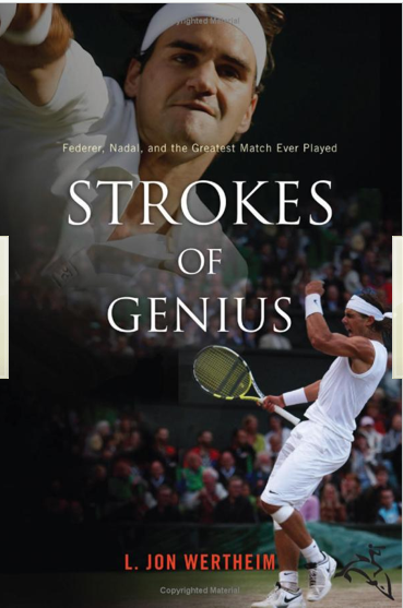 Book Excerpts That Don't Suck: Strokes of Genius