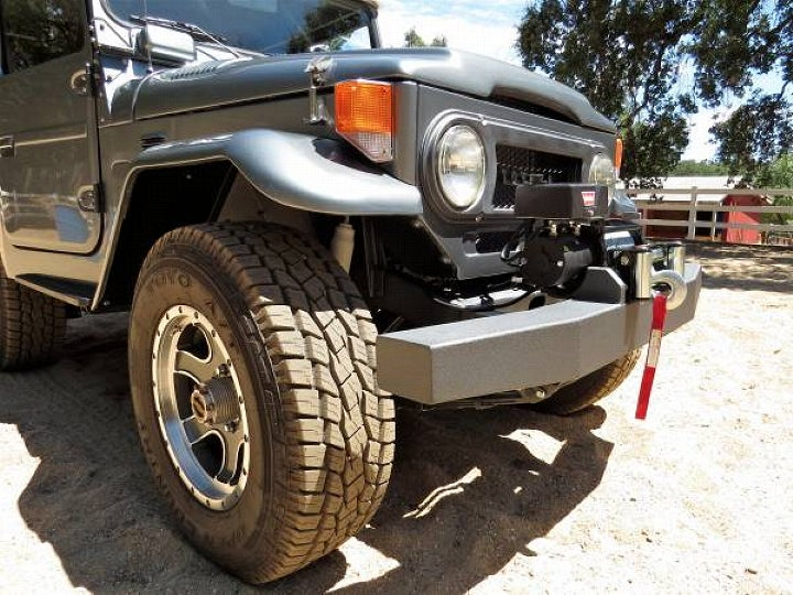 Whoa, A Diesel 1979 Toyota Land Cruiser for $85,000?