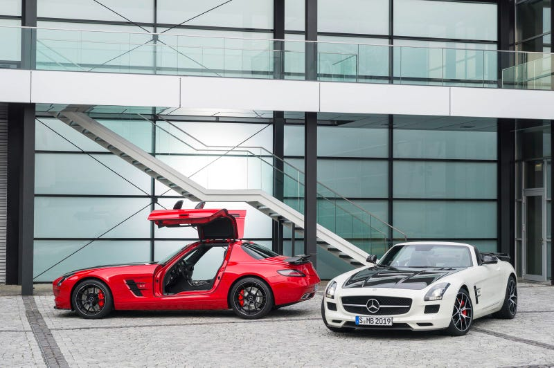The New Mercedes-Benz SLS AMG GT Final Edition: The Ultimate Super Sports Car