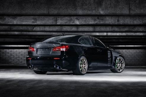 Lexus Tuner Sextet Heading To SEMA