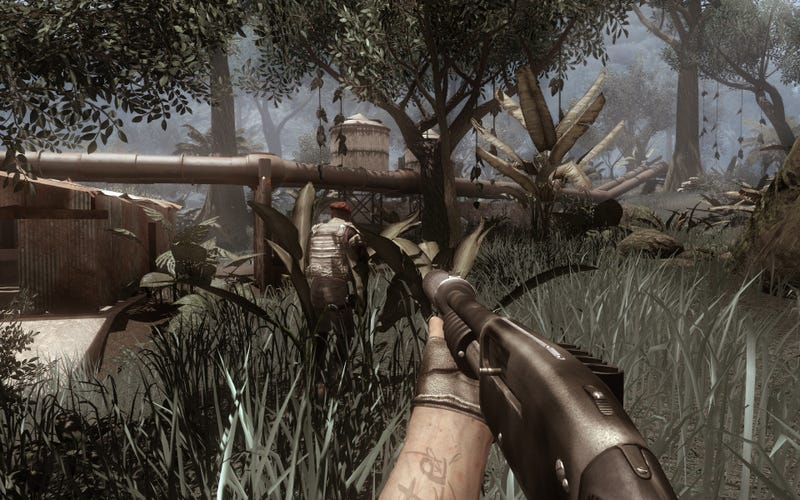 Far Cry 2 Fortune's Pack Expands Your Arsenal