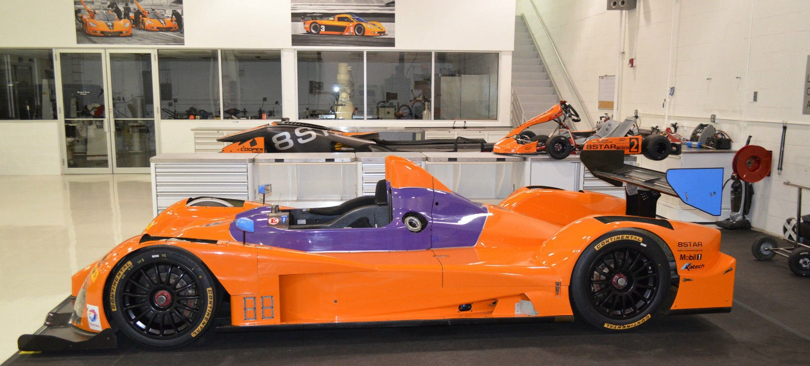 Need An Orange Race Car 8 Star Motorsports Has Some For Sale