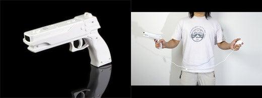Wii Light Gun Makes Duck Hunt All Next-Gen