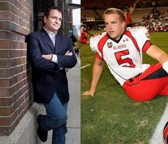 Jay Mariotti Thinks USC's Freshman QB Is Totally Cute