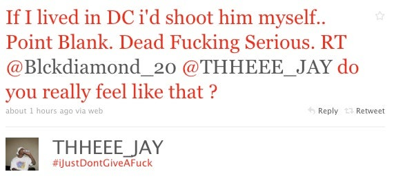 Meet the Obama Death Tweeter Who Will Be Arrested Today