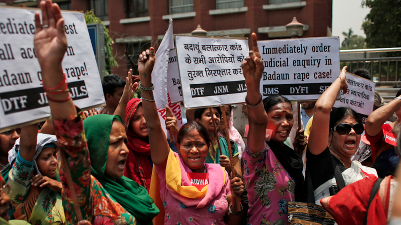 "Teen Girl Reportedly Raped as ""Revenge"" for Another Rape in India"