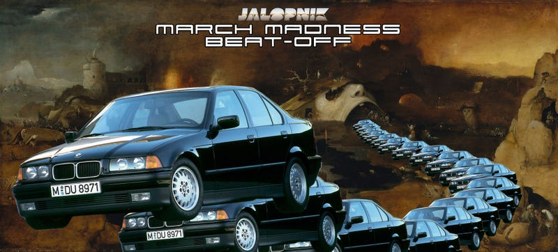 The Jalopnik March Madness Beat-Off Failure Four